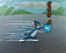 """Original Production Cels from """"The New Adventures of Tom and Jerry� 1980 Coa"""