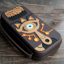 Zelda aliento de la cubierta bolsa caso Wild Sheikah pizarra Nintendo Switch NS Juego