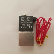 """WIC 12V DC 1/4"""" 2 Way Normally Closed Pneumatic Electric Solenoid Valve"""