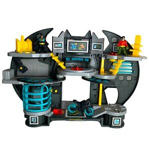 Imaginext X7677 Batcave Playset with Batman and Robin