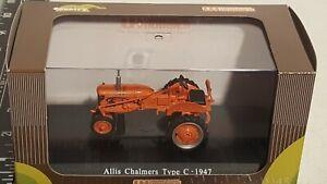 Allis Chalmers C 1/43 diecast farm tractor replica by Universal Hobbies