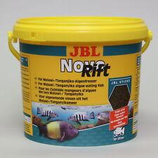 JBL NovoRift 5,5 l, Hauptfuttersticks für aufwuchsfressende Buntbarsche