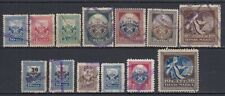 Latvia - 1919-28 Court Fee Stamps