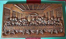 Kupferstich,Kupferbild,Das letzte Abendmahl,Kupfer,Kunst,Gemälde,Religion,