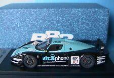 MASERATI MC12 #10 VITAPHONE FIA GT MONZA 2005 BABINI BIAGI BBR BG287 1/43