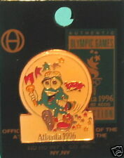 Officially Licensed 1996 Olympic 100 Atlanta Izzy Torch