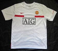 MANCHESTER UNITED Training shirt jersey NIKE 2009-2010 SIZE XL.Boys (XS adults)