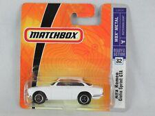 Matchbox Alfa Romeo Giulia Sprint GTA white