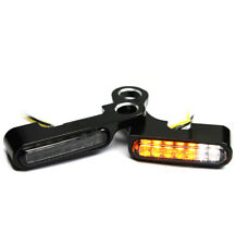 IOMP LED Blinker Lenkerarmaturen für HD Softail Modelle bis 2014 / Typ 3