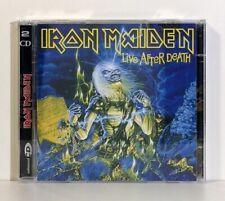 IRON MAIDEN - LIVE AFTER DEATH (2 CD) UK & EUR - EMI 1985/1998 NUOVO RISIGILLATO
