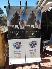 2 DESTINY AND RED BULL  ADD SIGN