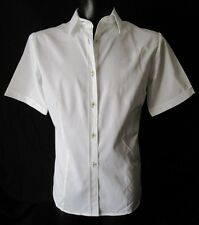 ***ACTION By MODIT Uniform CAMICIA Shirt TG.XL Bianco in 100% Cotone Cod. AS