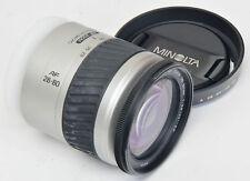Minolta Af Sony 28-80mm 3.5-5.6 + Capucha === como nuevo ===