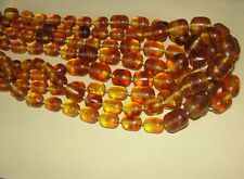 Amber Natural Trade Beads Necklace Honey Baltic Butterscotch Ruso Poland African