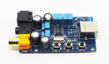 PCM2704 USB Sound DAC Decoder Analog 3.5MM / Optical / Coaxial Digital Output