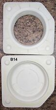 Vintage Duncan #DM5B Dish for Cache Pot/Base Mold (B14)