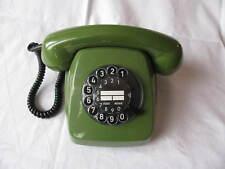 Altes Telefon 611 grün  Post mit Wählscheibe   !!!!45!!!!