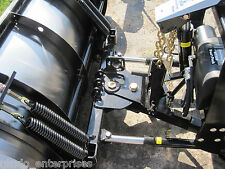 GM GMC 2500 3500 SnowDogg EX series 8' commercial snow plow. Options INCLUDED!