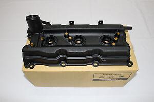 Nissan 350Z Infiniti FX35 G35 M35 OEM VQ35DE Valve Cover & Gasket 13264-AM610