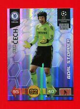 CHAMPIONS LEAGUE 2010-11 Panini 2011 -Card Goal Stopper- CECH - CHELSEA
