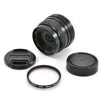 Quarry Optics MC Auto 28mm F2.8 Lens For Pentax K Mount! Good Condition!