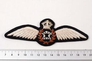 WW1 South Africa AIR CORPS SAAC PILOT FLYING WINGS CLOTH BADGE PATCH