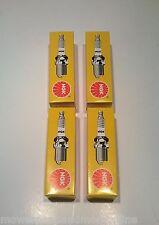 4 X BPMR7A SPARK PLUGS - FITS STIHL, HUSQVARNA, RYOBI AND OTHER 2 STROKE ENGINES