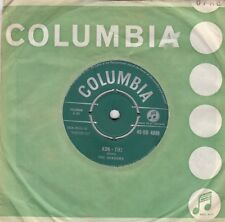 """SHADOWS - Kon-Tiki -  Original 1961 7"""" Vinyl 45"""