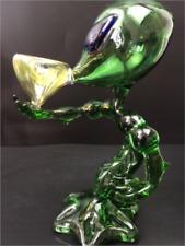 Alien Hookah pipe New glass bong alien glassware water smoking pipe