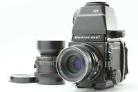 [Exc+5] Mamiya RB67 Pro S + Sekor C 90mm f3.8 +180 f4.5 + CDS Finder from Japan