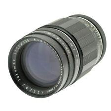 Early Asahi Takumar 135mm f3.5 Telephoto Lens