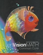 Pearson enVision Math Interactive Kindergarten Curriculum Materials