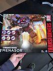 NEW SEALED Transformers Combiner Wars Menasor G2 Stunticons Box Set