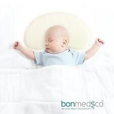 Bonmedico Guardian Baby Pillow, Anti-Flat Head Syndrome Cranial Reshaping / Head