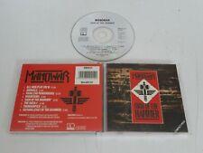 MANOWAR/SIGN OF THE HAMMER(YIDCD 21) CD ALBUM