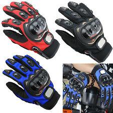 2PCS Motocross Racing Motor Bike Cycling Full Finger Gloves Mittens M/L/XL/XXL