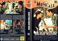 (VHS) New York, New York - Liza Minnelli, Robert De Niro, Lionel Stander (1977)