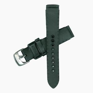 Seiko 4GD5JB Black Silicon Rubber Ladies' Arctura Watch Band 16mm