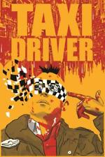 Taxi Driver Minimalist Movie Inch Poster 24x36 inch