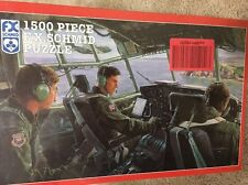 """""""On The Deck Over Scotland"""" 1500 Pieces Puzzle."""