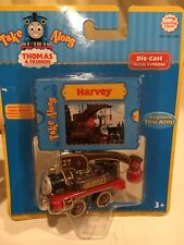 NIP - Diecast Harvey for Thomas and Friends Take N Play Take Along
