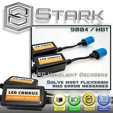 PAIR LED Headlight Canbus Error Free Anti Flickering Resistor Decoder - 9004 HB1