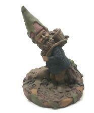 Blackie-R 1988~Tom Clark Gnome~Cairn Studio Item #2025~Ed #40~