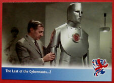 THE NEW AVENGERS - Card#06 - The Last of the Cybernauts...? - Strictly Ink 2006