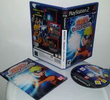 NARUTO UZUMAKI CHRONICLES - PlayStation 2 PS2 Gioco Game Play Station