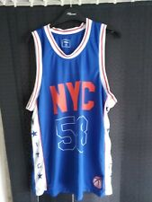 Nyc basketball jersey Size Extra Large/Xl.pre-owned