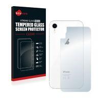 Apple iPhone XR (Posteriore) Pellicola Protettiva Vetro Temperato Protezione