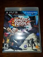 Kung Fu Rider (Sony PlayStation 3) Brand New