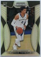 2019 Prizm Draft Picks Silver Matisse Thybulle Rookie Card 19 Washington Huskies