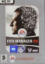 NEW & SEALED! FIFA Manager 08 Classic PC DVD Game